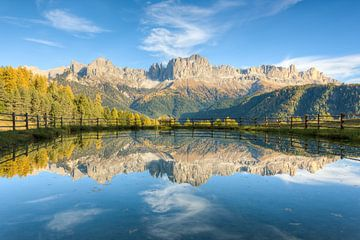 Dolomites in South Tyrol sur Michael Valjak