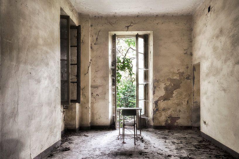 Schulbank 2 von Kirsten Scholten