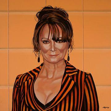 Francesca Annis Peinture sur