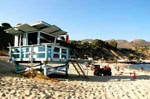 Malibu, California van