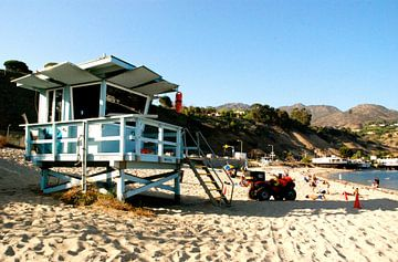 Malibu, California van Samantha Phung