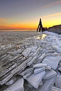 Lauwersmeer Winter, Nederland van
