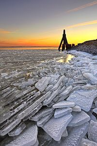 Lauwersmeer Winter, Nederland