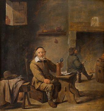 Boerenherberg, David Teniers de Jonge