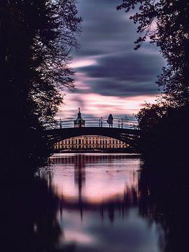 Schloß Charlottenburg von Iman Azizi