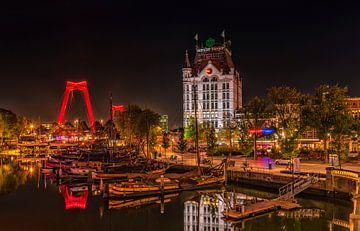 oude haven Rotterdam van Rien van Bodegom