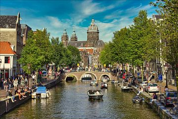 I love Amsterdam van Harry Hadders