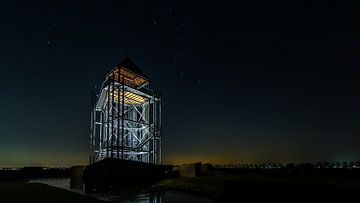 Huys het Nuwendoorn, West-Friesland van Roel Ovinge
