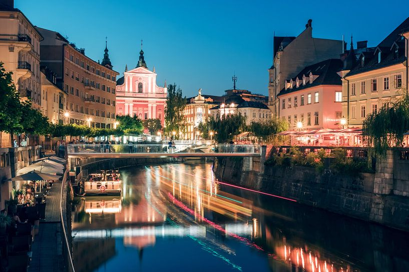 Ljubljana (Slovenia) van Alexander Voss