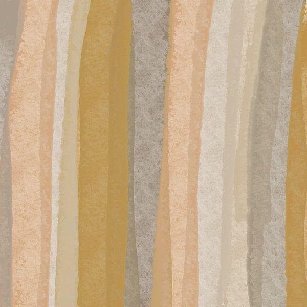 Modern abstract -Collis van YOPIE illustraties