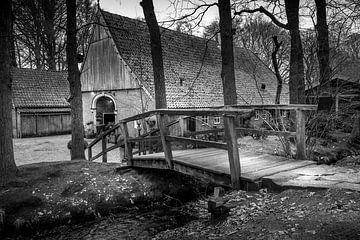 Wassermühle Bels von Frans Nijland