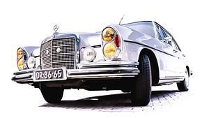 MERCEDES-BENZ 280 SE 1971