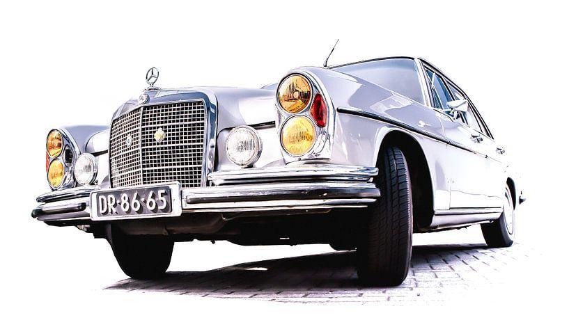 MERCEDES-BENZ 280 SE 1971 von marco de Jonge