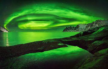 Aurora überTungeneset von Wojciech Kruczynski