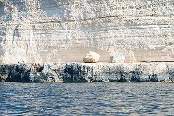 Malta, rots in evenwicht von Ina Hölzel