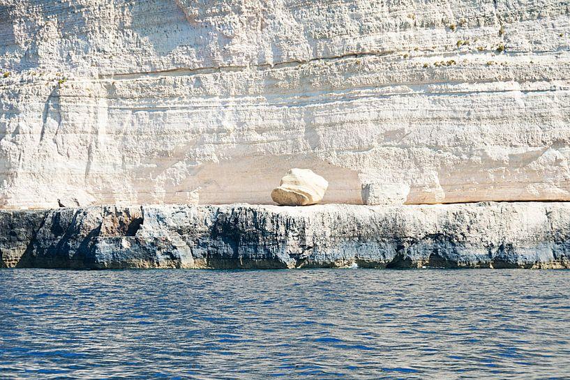 Malta, rots in evenwicht sur Ina Hölzel