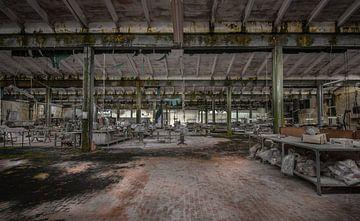 Oude textielfabriek van Olivier Photography