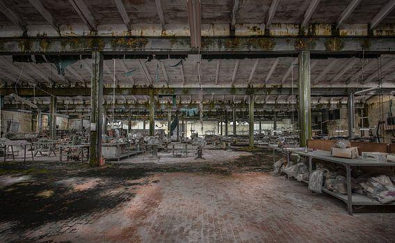 Oude textielfabriek