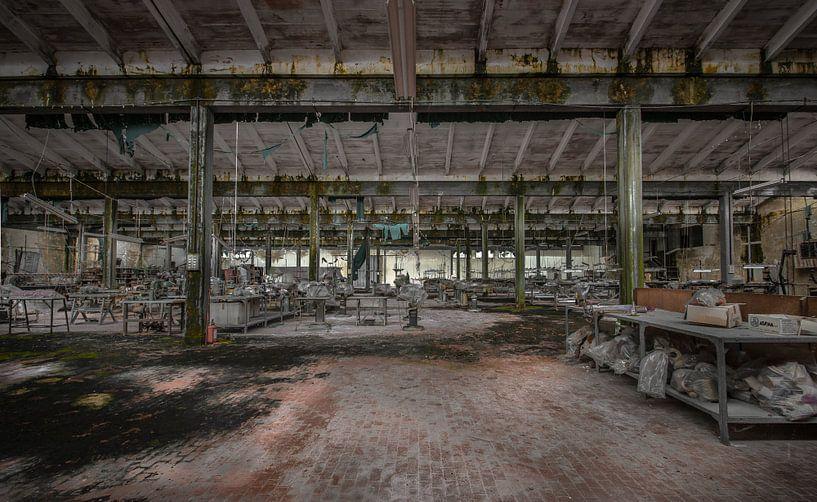 Alte Textilfabrik von Olivier Photography