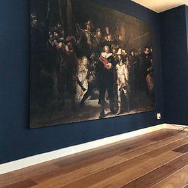 Kundenfoto: Die Nachtwache, Rembrandt van Rijn von Rembrandt van Rijn, auf medium_13