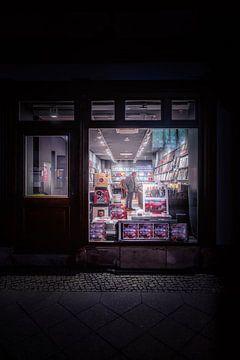 Berlin Street von Iman Azizi