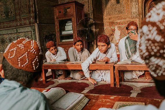 Pakistan | Wazir Kahn Moskee