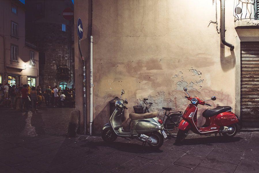 Streets of Italy van Perry Wiertz