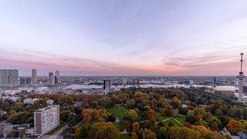 Herfst in Rotterdam van