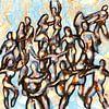 Festival dance van Eva van den Hamsvoort thumbnail