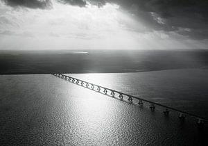 Zeelandbrug van Sky Pictures Fotografie