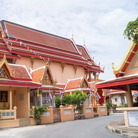 tempel in Ayutthaya van Babetts Bildergalerie