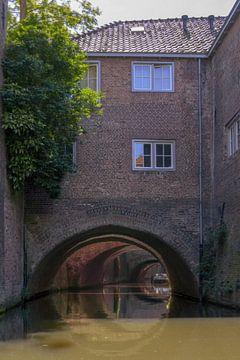 Binnendieze in Den Bosch van Peter Bartelings Photography