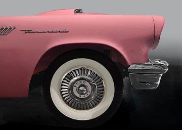 Ford Thunderbird '57 van aRi F. Huber