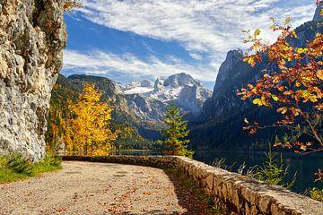 Herbst am Gosausee von