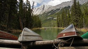 Beaver Lake British Columbia van C.A. Maas