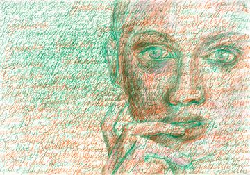 Gedanke von ART Eva Maria