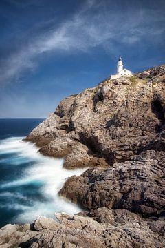 Der Far de Capdepera liegt im Nordosten an der Nordküste der spanischen Mittelmeerinsel Mallorca.  D von Voss Fine Art Photography
