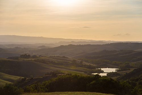Toscane van