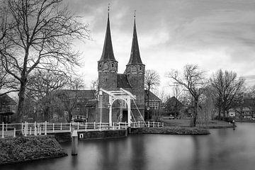 Die Osttor von Delft, die Niederlande von Christa Thieme-Krus