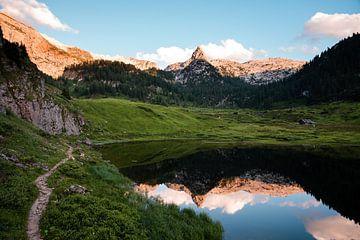 Funtensee Nationalpark Berchtesgaden van Wahid Fayumzadah