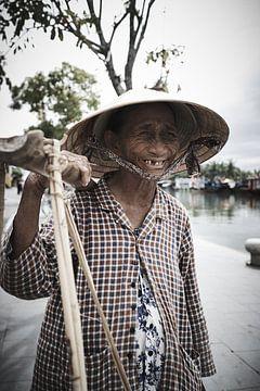 verkoopster in Hoi An van Karel Ham