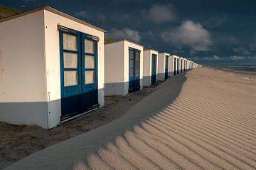 Sandfalten Pole 15 Texel von Ronald Timmer