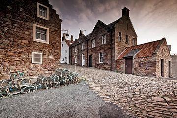 Crail Schottland von Henk Leijen