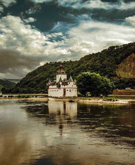 Burg Pfalzgrafenstein van Harrie Muis