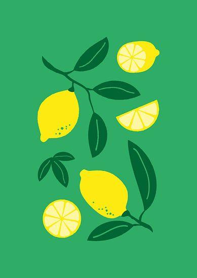 Lemons van Rene Hamann