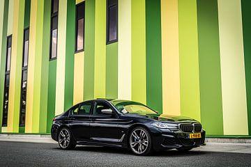BMW M550i von Bas Fransen