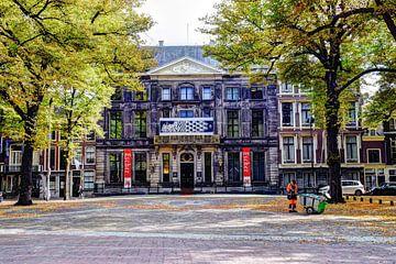 Palace Lange Voorhout Escher in het Paleis Den Haag Die Niederlande von Hendrik-Jan Kornelis