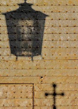 Schaduwen van kerkelijke objecten van Harrie Beuken