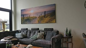 Kundenfoto: Strandaufgang von Nico Zwanenburg
