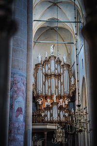 Orgel Bovenkerk Kampen sur Gerrit Veldman